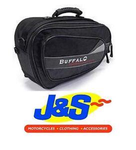 BUFFALO-SPORTS-PANNIERS-MOTORCYCLE-LUGGAGE-MOTORBIKE-J-amp-S