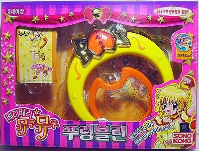 Japan animation Tokyo Mew Mew Pudding Ring manga character item -Takara sonokong
