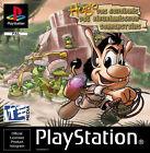 Hugo: Das Geheimnis des kikurianischen Sonnensteins (Sony PlayStation 1, 2000)