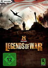 HISTORY Legends Of War (PC, 2013, DVD-Box)