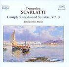 Domenico Scarlatti - Scarlatti: Complete Keyboard Sonatas, Vol. 3 (2001)