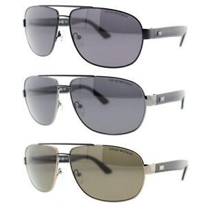 Emporio-Armani-Mens-Polarized-Aviator-Sunglasses