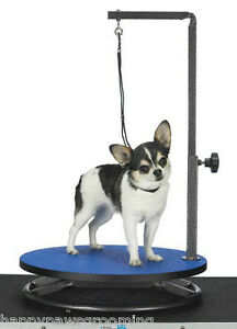 Portable Pro Round Quot Lazy Susan Quot Rotating Dog Cat Grooming