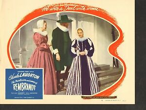 1947-MOVIE-LOBBY-CARD-1-0226-PRIVATE-LIFE-AND-LOVES-OF-REMBRANDT