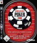 World Series of Poker 2008: Battle for the Bracelets (Sony PlayStation 3, 2007)