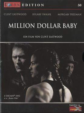 DVD Million Dollar Baby (Focus Edition) TOP ZUSTAND!
