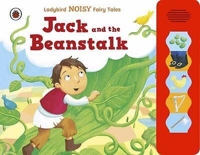Ladybird, Jack and the Beanstalk: Ladybird Noisy Fairytales, Very Good Book
