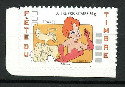 STAMP / TIMBRE FRANCE  N° 4147 ** FETE DU TIMBRE / DESSINS ANIME