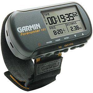 GARMIN-FORERUNNER-101-Mens-SPEED-DISTANCE-RUNNING-WATCH