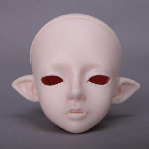 DollLove 1/4 CECELIA head elf MSD BJD doll HEAD Mini Super Dollife free shipping