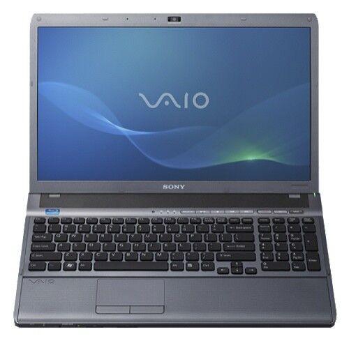 Sony Vaio VPCF121GX/B Notebook Driver for Windows