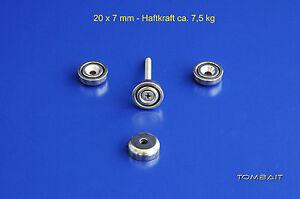 1-Pieza-Neodym-Iman-de-cazuela-20x7mm-7-5-kg-del-pote-plano-fuerte-con-agujero