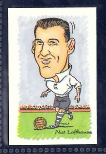 RICHARDS-COLLECTION-1994-STARS-OF-THE-PAST-18-BOLTON-WANDERERS-NAT-LOFTHOUSE