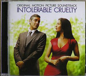 Intolerable-Cruelty-Original-Soundtrack-LIKE-NEW-CD-2003-Elvis-Presley-P-Simon