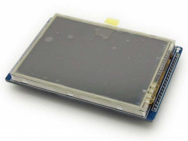 "2.8"" inch 320x240 Touch Screen TFT LCD Display with 16 Bit Parallel Interface"