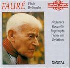 Gabriel Faure - Fauré: Piano Music (1989)