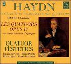 Franz Joseph Haydn - Haydn: Collection Complete des Quatuors, Vol. 2 - Les Quatuors Opus 17 (2006)