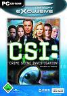 CSI - Crime Scene Investigation (PC, 2004, DVD-Box)
