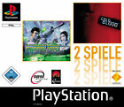 Twinpack: Syphon Filter + Cold Blood (Sony PlayStation 1, 2003)