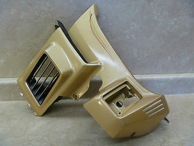 Honda GL1200L GL1200 Goldwing Limited Edition Used Right Lower Cowl 1985 #OW