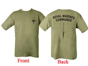 New-Royal-Marines-Commando-T-SHIRT-US-Marines-SAS-Army-USMC-SBS