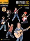 Hal Leonard Guitar Method: Guitar for Kids - Method/Songbook by Jeff Schroedl, Bob Morris (Paperback, 2010)