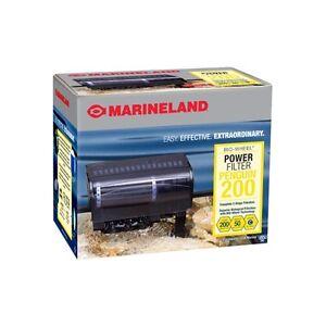 MARINELAND PENGUIN 200B BIO WHEEL POWER FILTER NEW | eBay