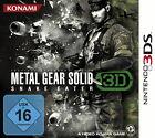 Metal Gear Solid: Snake Eater 3D (Nintendo 3DS, 2012)