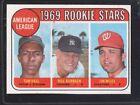 1969 Topps Rookie Stars #658 Baseball Card