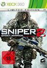 Sniper: Ghost Warrior 2 -- Limited Edition (Microsoft Xbox 360, 2013, DVD-Box)