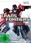 Transformers: Mission auf Cybertron (Nintendo Wii, 2010, DVD-Box)