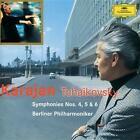 Pyotr Il'yich Tchaikovsky - Tchaikovsky: Symphonies Nos. 4, 5, 6 (2003)