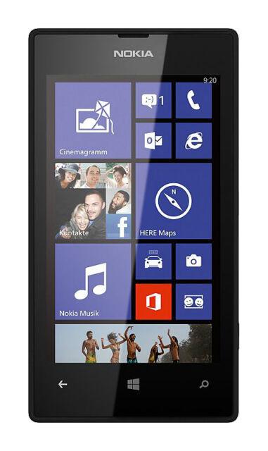 Nokia  Lumia 520 - 8GB - Schwarz (Ohne Simlock) Smartphone Neugerät