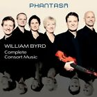 William Byrd - : Complete Consort Music (2011)