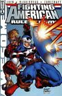 Fighting American: Rules of the Game #1 (Nov 1997, Awesome)
