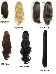Extension-De-Cheveux-Reversible-Queue-de-Cheval-Boucle-Ondule