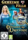 Geheime Fälle: Odyssee ins Ungewisse (PC, 2010, DVD-Box)