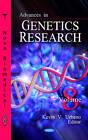 Advances in Genetics Research: Volume 8 by Nova Science Publishers Inc (Hardback, 2012)