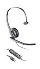 Plantronics C210-M Gray Headband Headsets