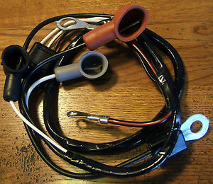 c17 1967 cougar 390 034 alternator wiring harness 034 wo image is loading c17 1967 cougar 390 034 alternator wiring harness