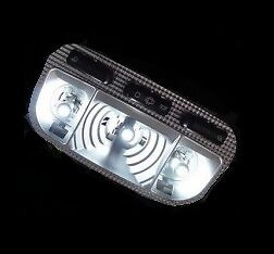 3 AMPOULE A 9 LED SMD PLAFONNIER AVANT CITROEN C1 C2 C3 C4 DS3 DS4 C5 DS5 C8