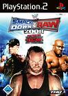 WWE SmackDown Vs. Raw 2008 (Sony PlayStation 2, 2007, DVD-Box)