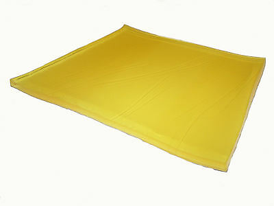 Medium Motorcycle seat Gel Pad, Kno Place Upholstery Co