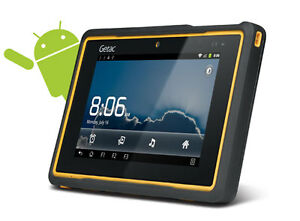 Getac Z710 Rugged Android Tablet 7 Gorilla Glass GPS