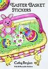 Easter Basket Stickers by Cathy Beylon (Paperback, 1993)