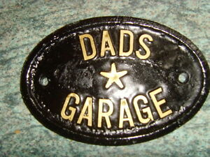 DADS-GARAGE-NEW-SIGN-FATHERS-DAY-WORKSHOP-HOUSE-DOOR-PLAQUE