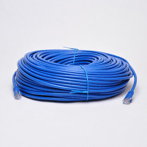 150-ft-RJ45-24-AWG-CAT5E-PATCH-ETHERNET-LAN-NETWORK-CABLE-UTP