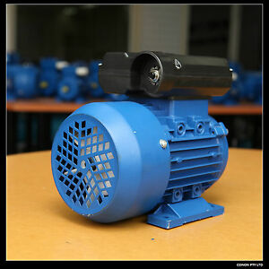 0-55kw-0-75HP-2800rpm-shaft-14mm-Electrical-motor-single-phase-240v