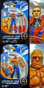Fantastic-Four-Rise-of-Silver-Surfer-movie-set-of-four-MOSC-5-inch-FF4-Marvel