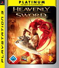 Heavenly Sword -- Platinum Edition (Sony PlayStation 3, 2008)